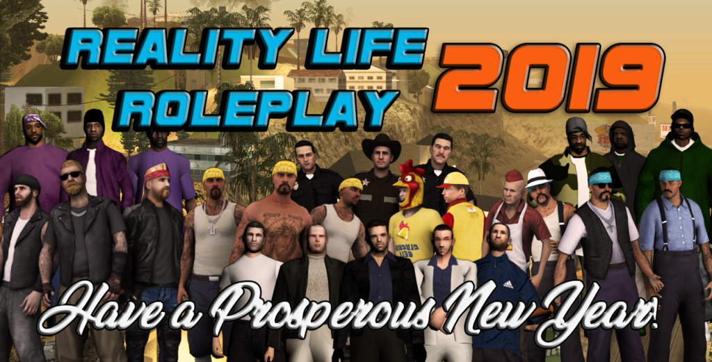 Reality Life Roleplay