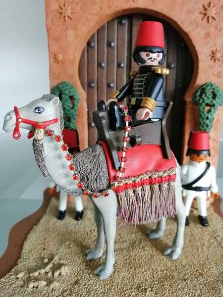 Mes Customs Playmobil ! - Page 2 Img_2012