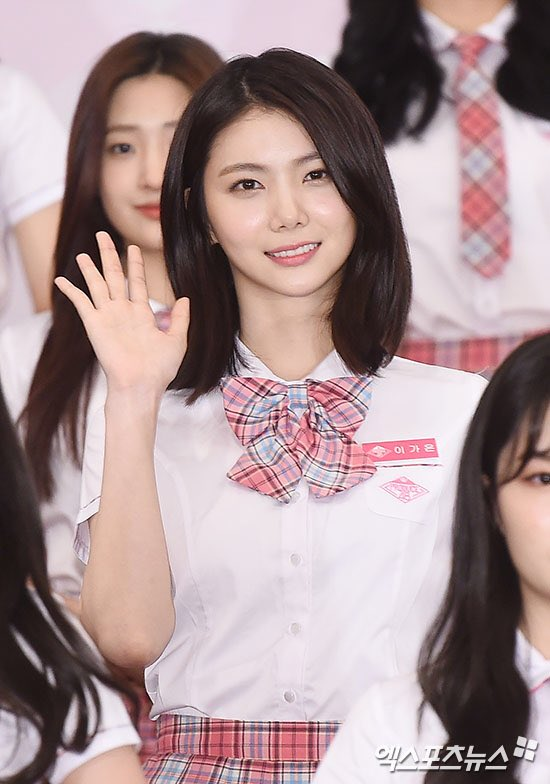 [DISCUSSION] Official Produce 48 Thread - Page 3 Kaeun_15