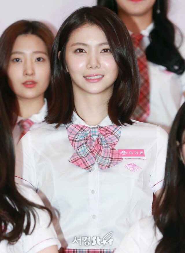 [DISCUSSION] Official Produce 48 Thread - Page 3 Kaeun_16