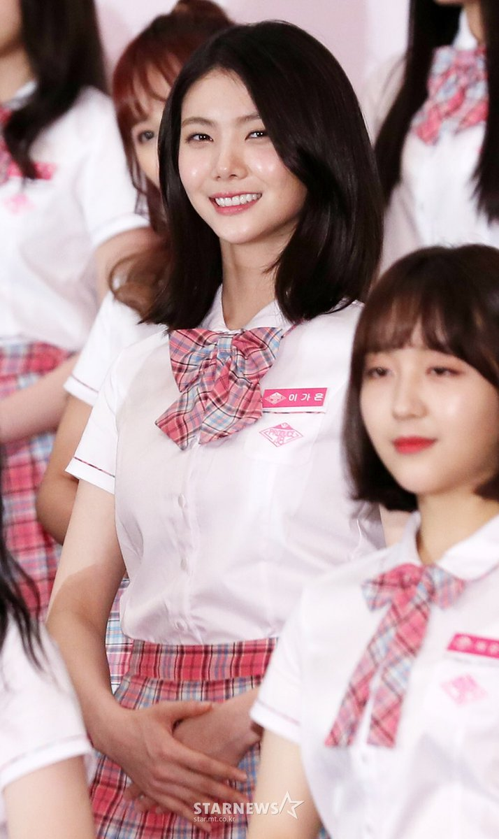 [DISCUSSION] Official Produce 48 Thread - Page 3 Kaeun_17