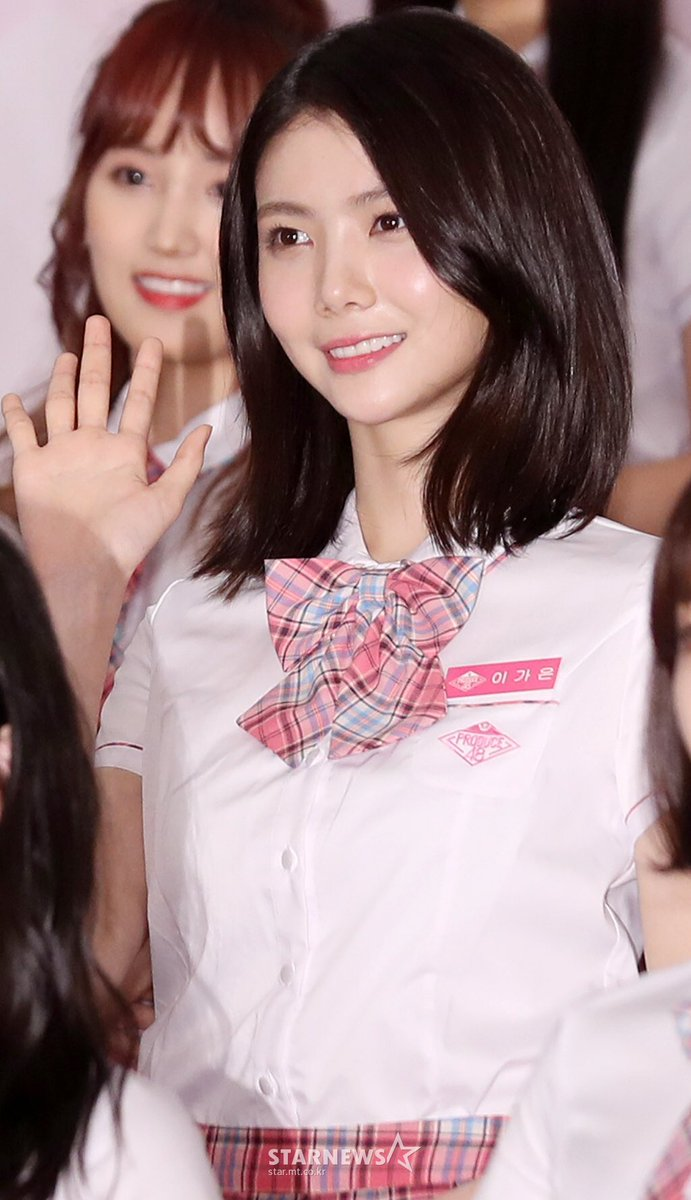 [DISCUSSION] Official Produce 48 Thread - Page 3 Kaeun_21