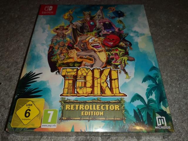 Toki remaster sort enfin ... 10 ans plus tard ! Img_2165