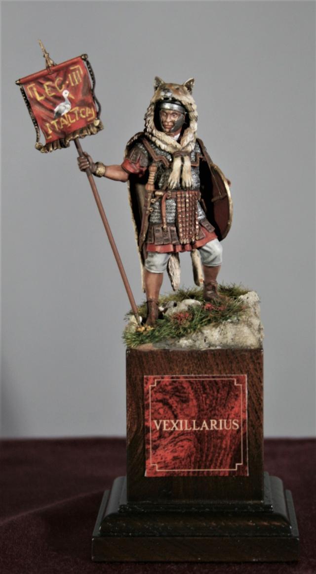(IVe) Vitrine de Duck: Vexillarius de chez Alexandros Models..... - Page 2 010