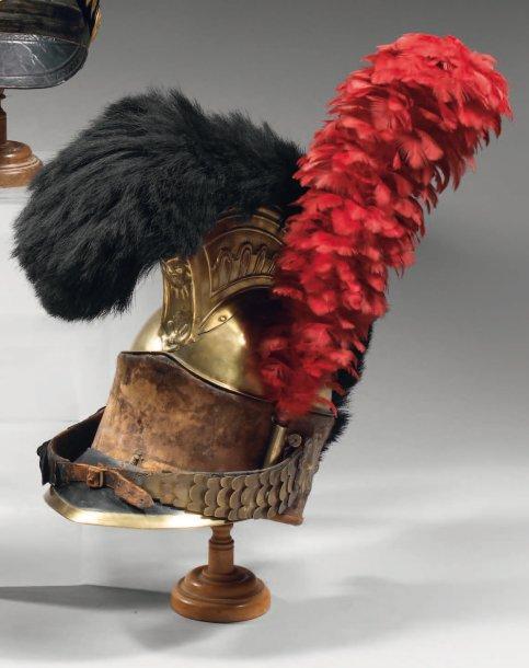 Buste Dragon de la garde 12110