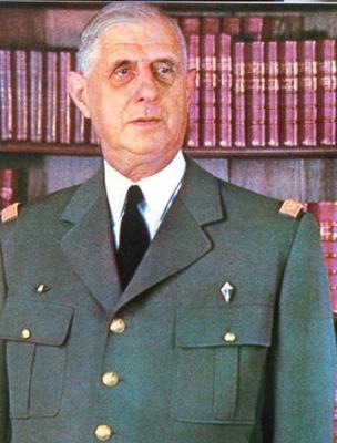 De Gaulle terminé 16563810