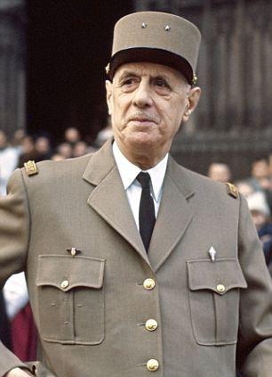 De Gaulle terminé 96465e10