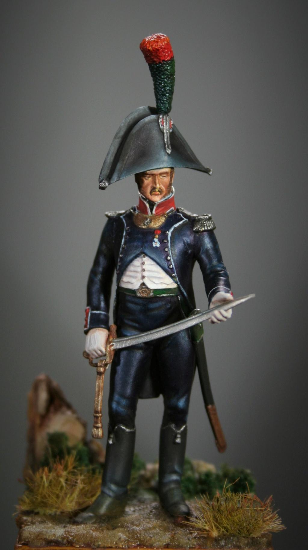 Officier de voltigeur d infanterie légère - terminé Iloc-114