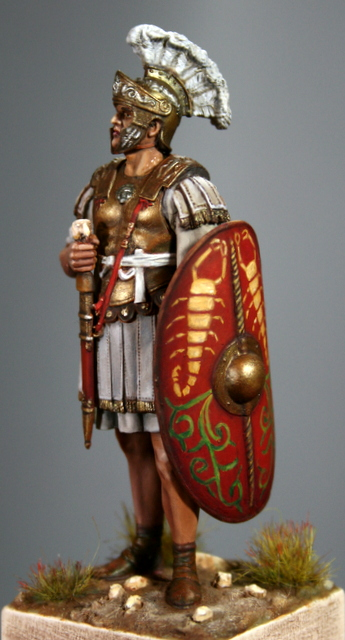 Garde Prétorien, 1er siècle A.D. (terminé) - Page 2 Img_6412