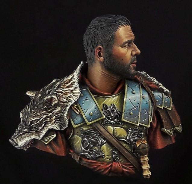 (IIIe) Vitrine  de Duck: Officier romain de chez SGF - Page 10 Maximo10