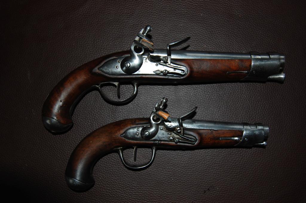 pistolets révolution an9 gendarmerie et demi arçon Dsc_0216