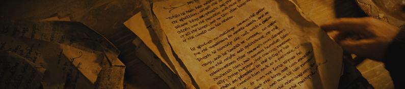 Archives Royales du Gondor