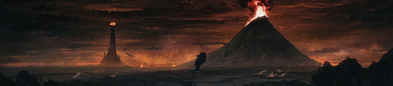 Les Terres du Mordor