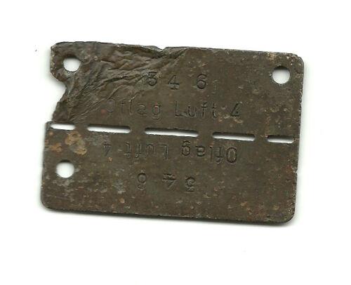 plaque luft stalag 4 S-l50010