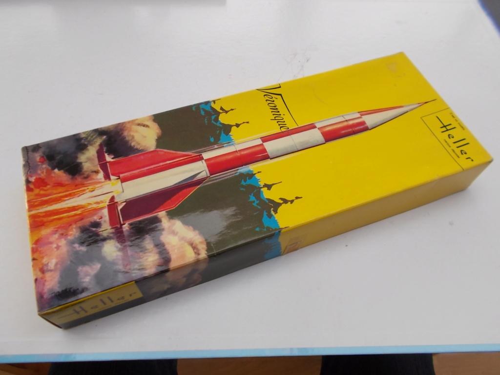 Fusée VERONIQUE 1/30ème Réf DN 752 Dscn3315
