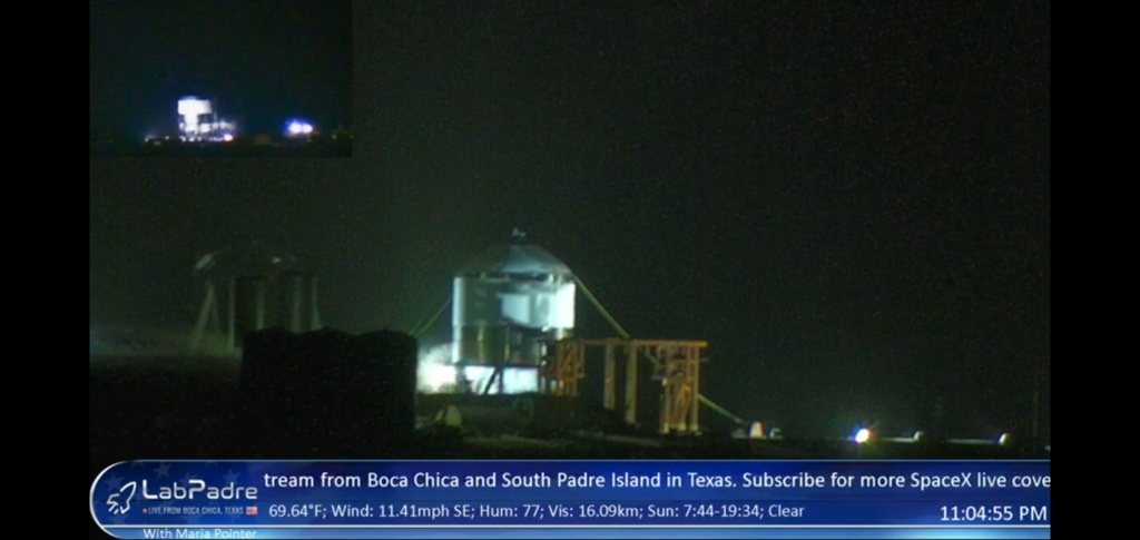 Starship SN2 (Boca Chica) - Page 5 Screen18