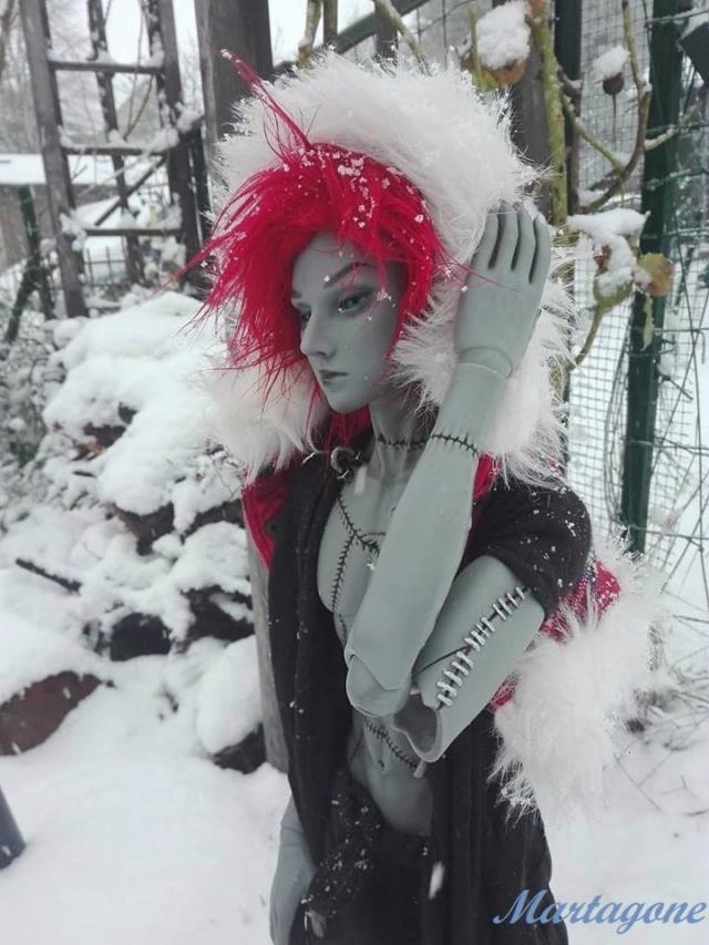 [coté SD] Premier pas dans la neige +*°*° D. K. *°*°  p*11 - Page 11 50735810