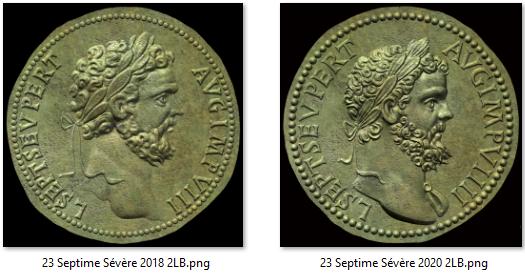 Sesterce de Septime Sévère (3D) 23_sep10