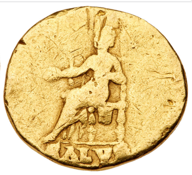 Monnaie authentique ? Aureus10