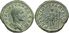 Référence pour Sesterce de Sévère Alexandre ... Princi10