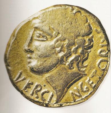 Monnaie romano-gauloise Vercin11