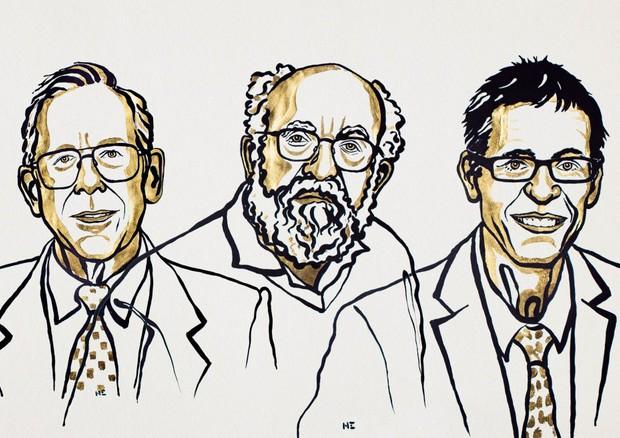Nobel per la Fisica a Peebles, Mayor e Queloz 3b1b8210