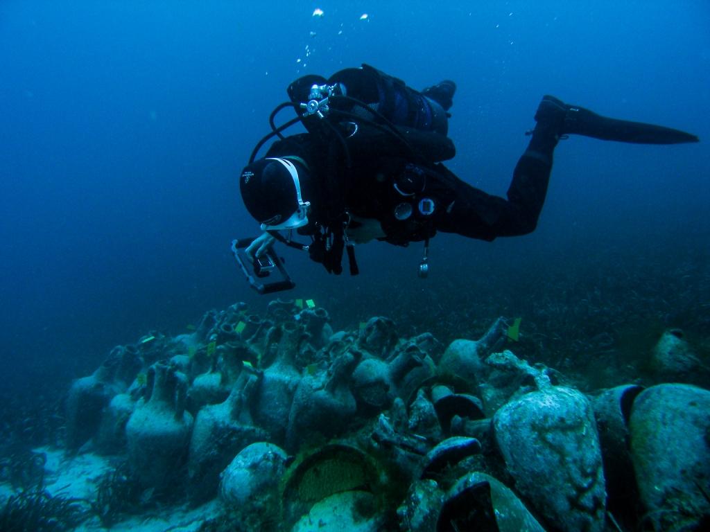 In Grecia apre il primo museo sottomarino 42_pho10