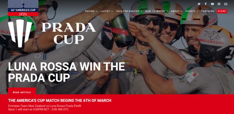 Luna Rossa vince la Prada Cup! 6marzo10