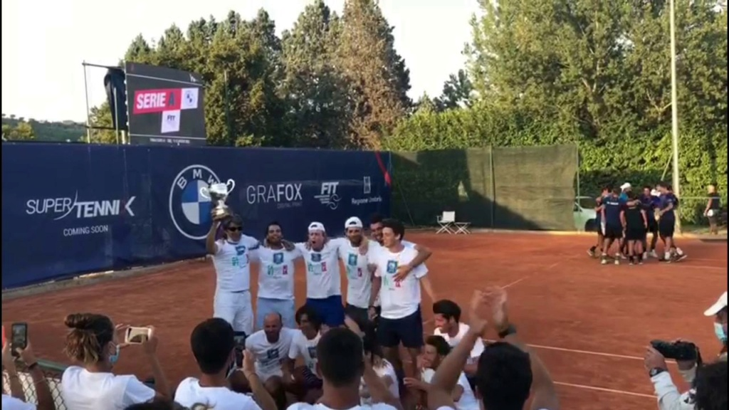 Park Tennis Genova campione d'italia a squadre 72477110