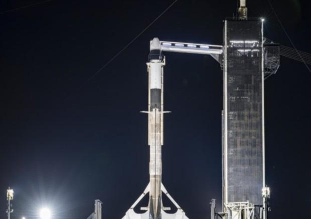 La capsula Dragon è pronta al lancio verso la Stazione Spaziale 91a9ca10