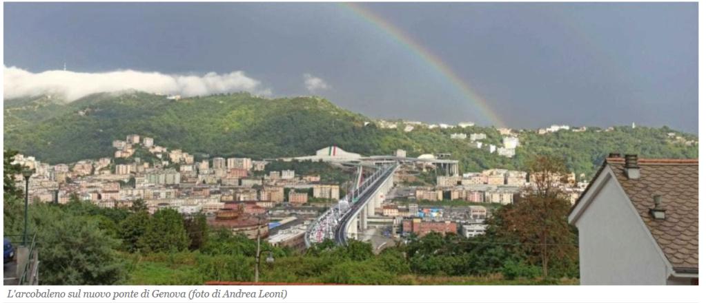 """Renzo Piano architetto del ponte """"San Giorgio"""" Arco210"""