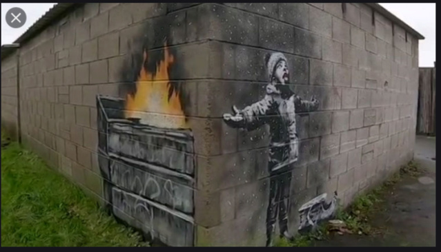 [HLF GAME] Missione Tempo Libero: Opere di Banksy! Banksy10
