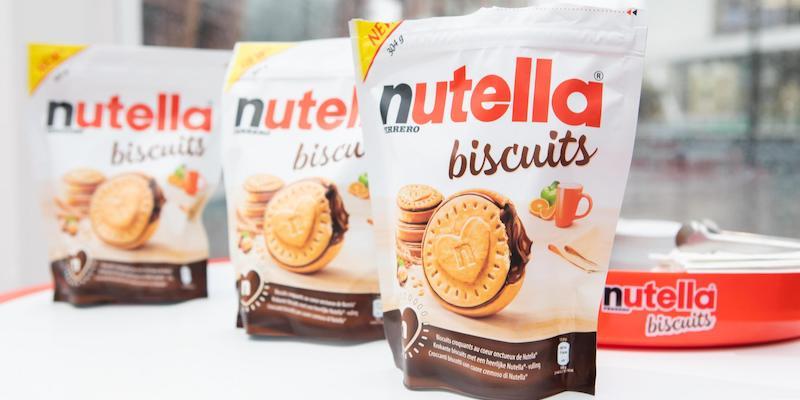 Nutella Biscuits, stanno avendo un gran successo Banzai10