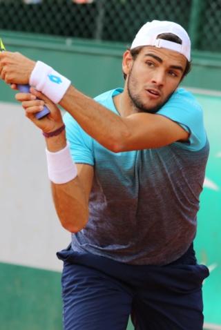 [Tennis] Berrettini si arrende a Nadal Berret11
