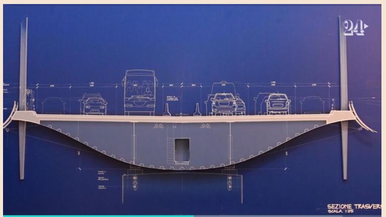 """Renzo Piano architetto del ponte """"San Giorgio"""" Foto310"""