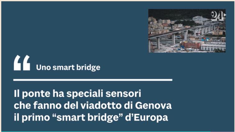 """Renzo Piano architetto del ponte """"San Giorgio"""" Foto610"""