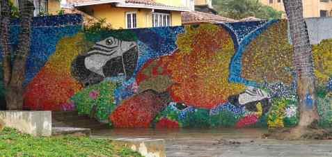 A 23 anni crea un murale ispirato a Van Gogh Img-2010