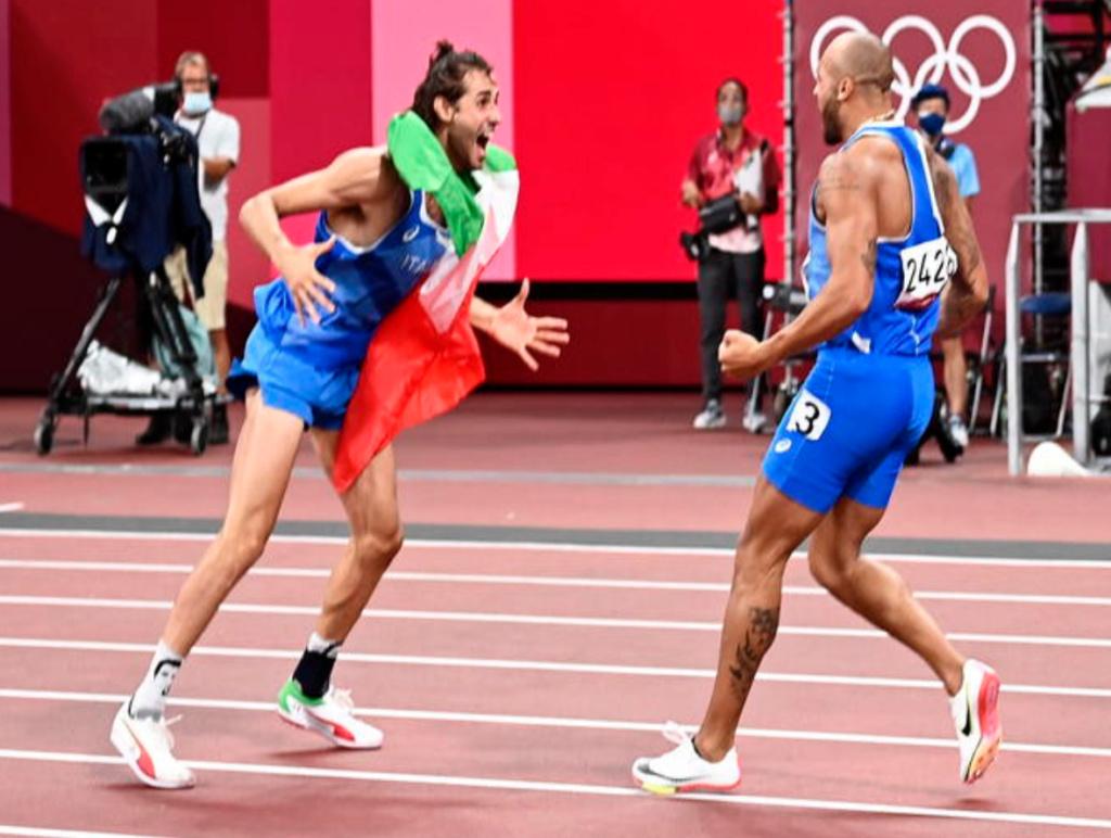 L'atletica azzurra nella storia, Jacobs e Tamberi sono d'oro Immagi27