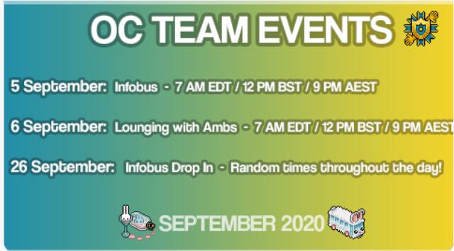 [COM] Appuntamenti AMB di settembre 2020 Ocean_11