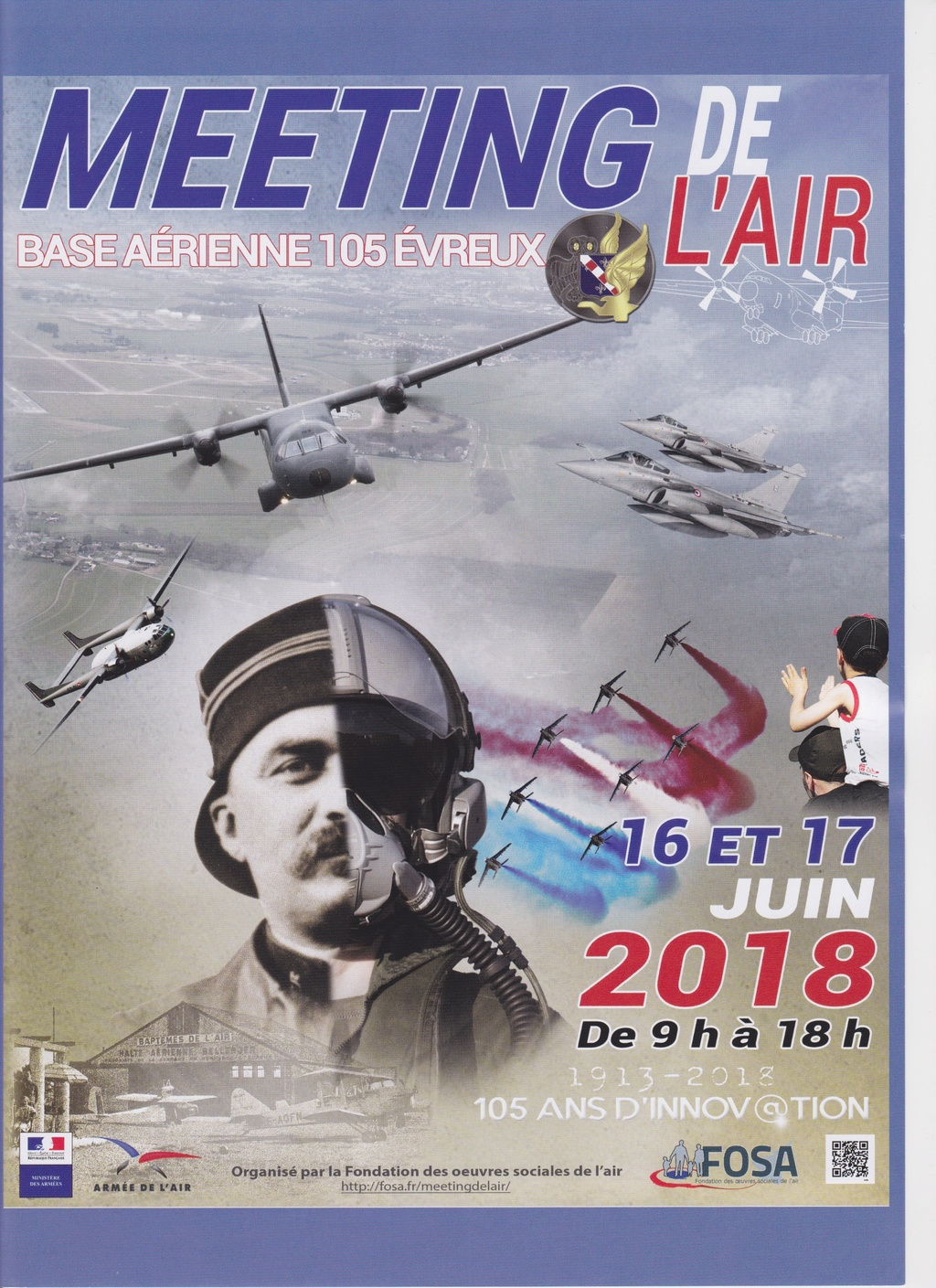 Meeting BA 105  Evreux photos - Page 2 2018_012