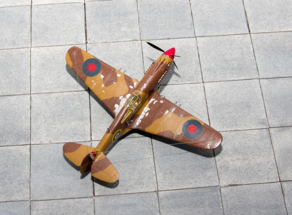 [Academy] - Curtiss P-40 Tomahawk Mk IIb Academ17