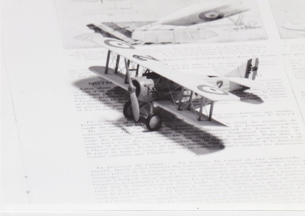 """[Airfix] SPAD VII """"Vieux Charles"""" 1/72e Airfix12"""