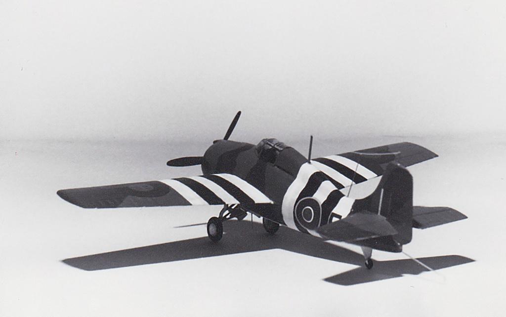 Airfix - Grumman Wildcat Airfix21