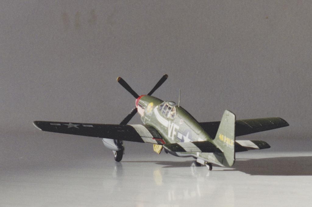 [AIRFIX] NORTH AMERICAN P-51B et P-51D MUSTANG Réf 02066 & 02089 Airfix24