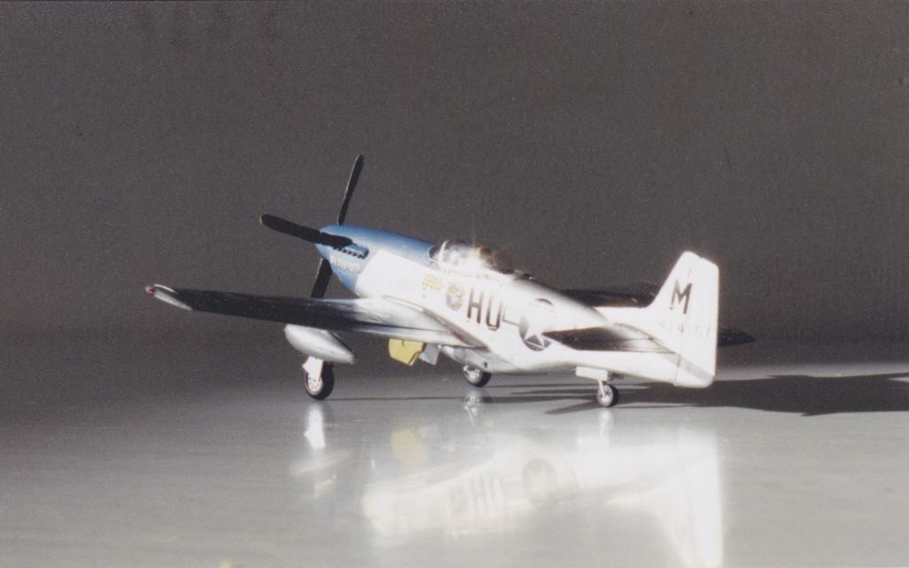 [AIRFIX] NORTH AMERICAN P-51B et P-51D MUSTANG Réf 02066 & 02089 Airfix25