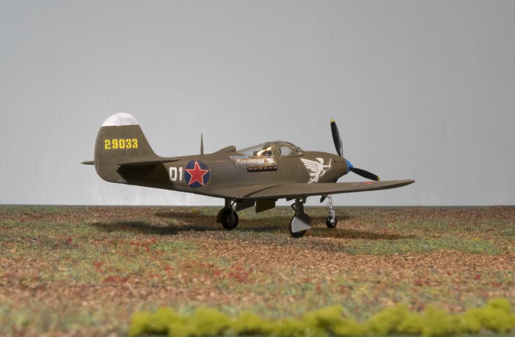 Bell P-39N AIRACOBRA Réf 154 Heller29