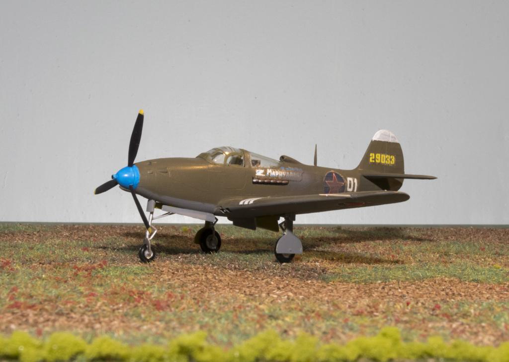 Bell P-39N AIRACOBRA Réf 154 Heller30