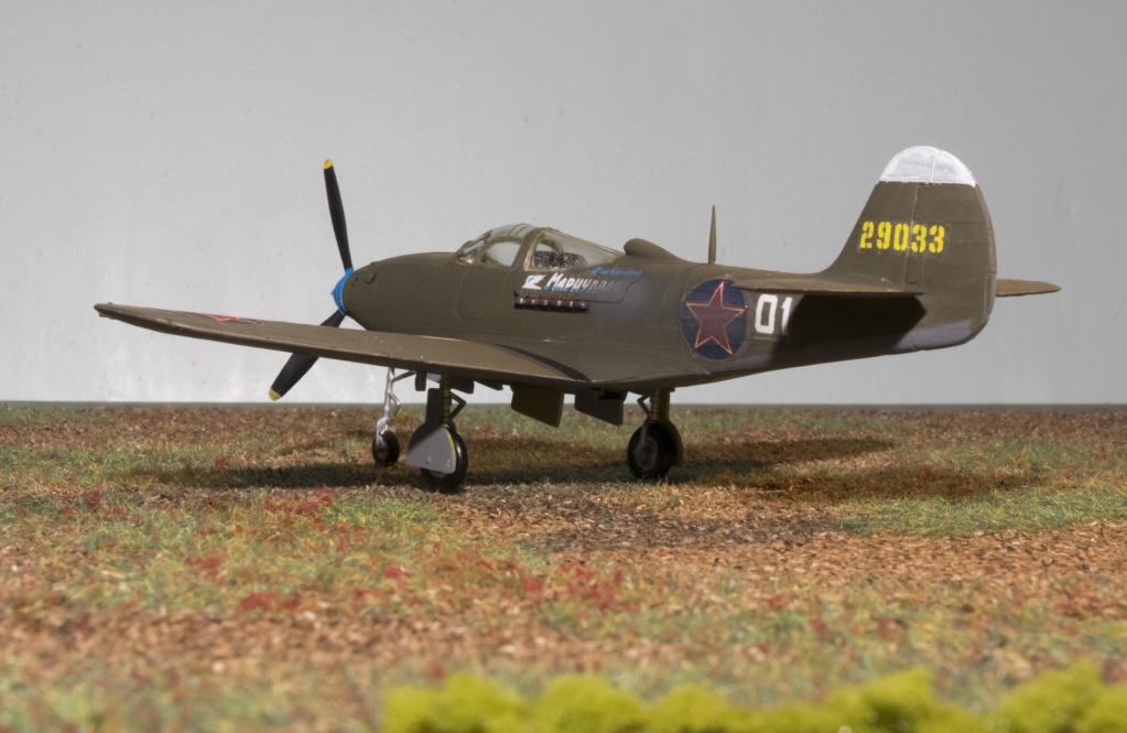 Bell P-39N AIRACOBRA Réf 154 Heller32