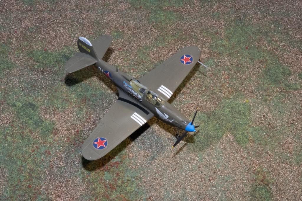 Bell P-39N AIRACOBRA Réf 154 Heller34