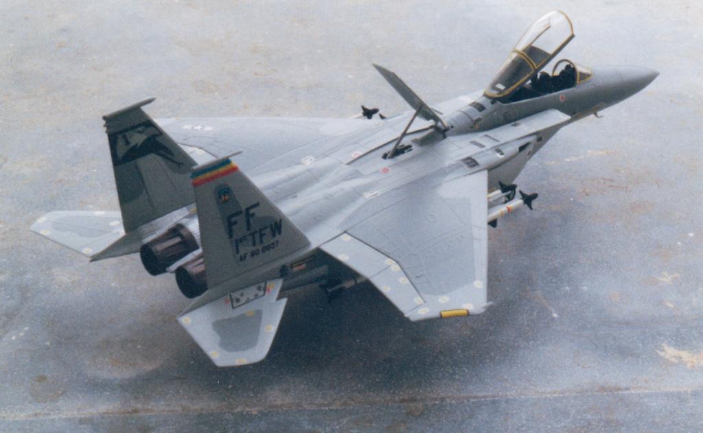 [italeri] MDD F-15C Eagle Italer15
